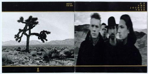 The Joshua Tree, 1987 - U2