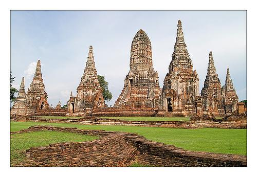 Ayuthia Tailandia