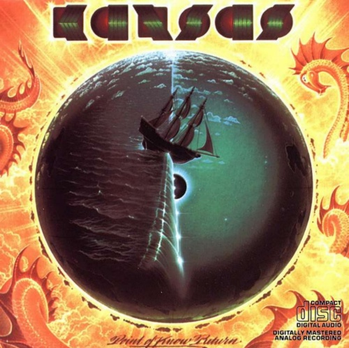 Punto sin retorno - LP de Kansas