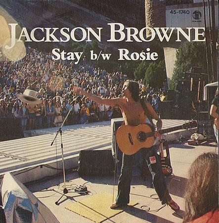 El Single de 1.977 de Stay - llevaba ya 3 años en canarias ...