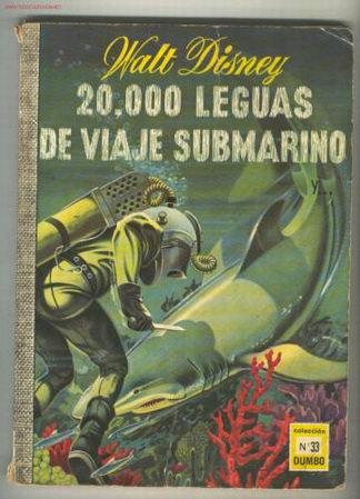 La obra en realidad es de Julio Verne :-)