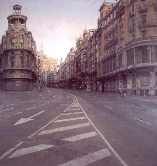 Gran via de Antonio Lopez