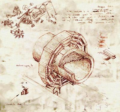 LHC al estilo Da Vinci - Detector CMS
